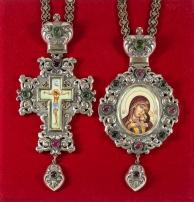 Кресты и панагии