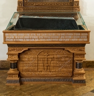 Столярные мастерские. Мебель для храмов