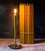 Свечи церковные воск 100%