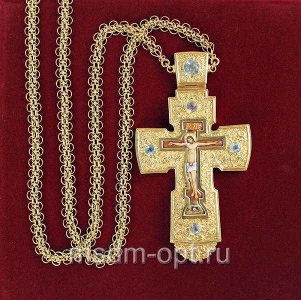 Крест с цепью (арт.32864)