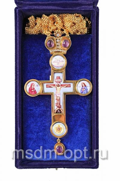 Крест с цепью (арт.35954)