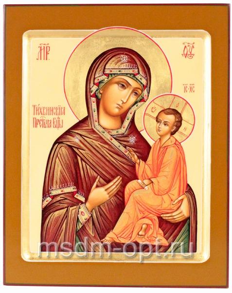 Тихвинская икона Божией Матери (арт.34896)