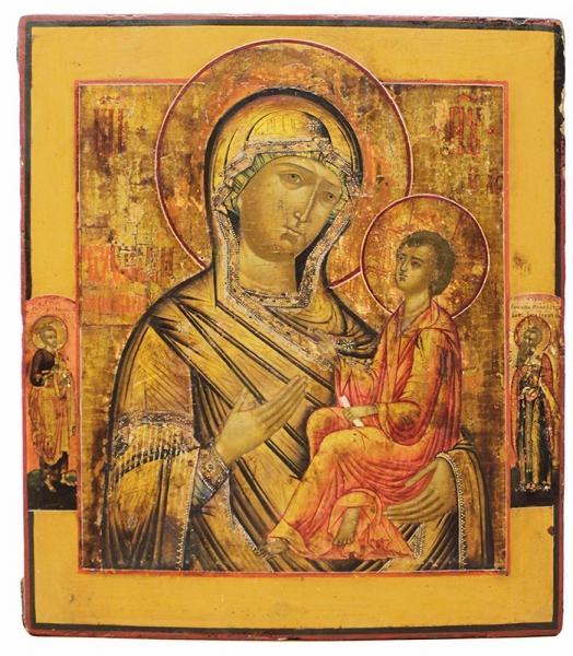 Тихвинская икона Божией Матери (арт.40894)