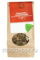 Сердечно-сосудистый. Чай монастырский. Травы горного Крыма. 50 гр