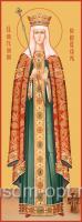 Ангелина Сербская блаженная, икона (арт.00041)