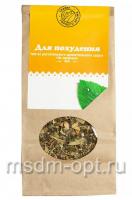 Для похудения. Чай монастырский. Травы горного Крыма. 50 гр
