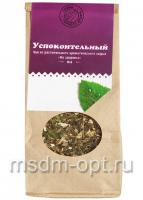 Успокоительный. Чай монастырский. Травы горного Крыма. 50 гр