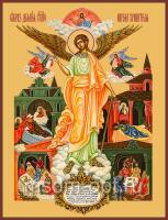 Ангел Хранитель, икона (арт.00152)