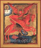 Михаил архангел грозных сил воевода, икона (арт.01608)