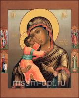 Владимирская икона Божией Матери (арт.02017)