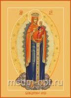 Благодатное Небо икона Божией Матери (арт.00307)