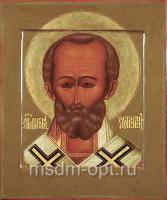 Николай чудотворец, архиепископ Мир Ликийских, святитель, икона (арт.03405)