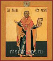 Николай чудотворец, архиепископ Мир Ликийских, святитель, икона (арт.03475)