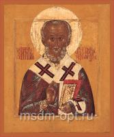Николай чудотворец, архиепископ Мир Ликийских, святитель, икона (арт.03480)