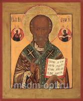 Николай чудотворец, архиепископ Мир Ликийских, святитель, икона (арт.03491)