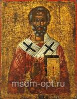 Николай чудотворец, архиепископ Мир Ликийских, святитель, икона (арт.03495)