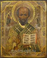 Николай чудотворец, архиепископ Мир Ликийских, святитель, икона (арт.03519)