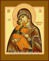 Владимирская икона Божией Матери (арт.00397)