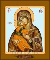 Владимирская икона Божией Матери (арт.04206 с-2)