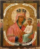 Споручница грешных икона Божией Матери (арт.04227)