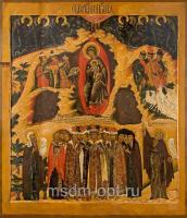Собор Пресвятой Богородицы, икона (арт.04244)