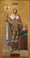 Александр Невский благоверный князь, икона (арт.04414)