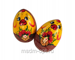 Яйцо-неваляшка музыкальная «Цыпленок» (арт.36748)