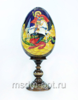 _Яйцо пасхальное «Георгий Победоносец» (арт.37354)