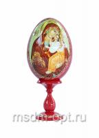 _Яйцо пасхальное «Божия Матерь» малое (арт.38933)