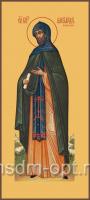 Александр Невский благоверный князь, икона (арт.00495)