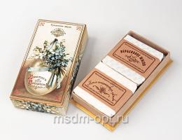 Подарочный набор туалетного мыла (арт.33406)