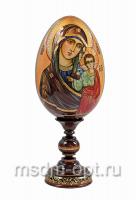 _Яйцо Пасхальное «Божия Матерь» среднее (арт.22732)