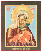 Взыграние Младенца икона Божией Матери (арт.21434)