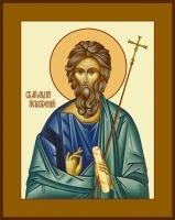 Андрей Первозванный апостол, икона (арт.06469)