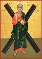 Андрей Первозванный апостол, икона (арт.06474)