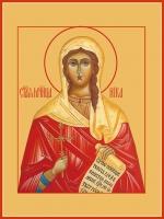 Виктория (Ника) Коринфская мученица, икона (арт.06553)