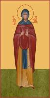 Евгения Римская преподобномученица, икона (арт.06582)