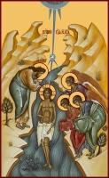 Богоявление Господне, икона (арт.06668)