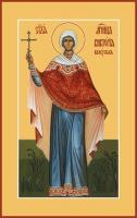 Виктория Кулузская, мученица, икона (арт.06943)