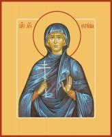 Евгения Римская великомученица, икона (арт.06945)