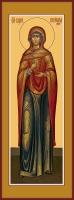 Галина Коринфская мученица, икона (арт.06964)