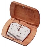 Гребень для волос (арт.26844)