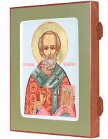 Николай чудотворец, архиепископ Мир Ликийских, святитель, икона (арт.29510)
