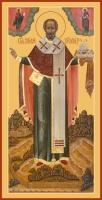 Николай чудотворец, архиепископ Мир Ликийских, святитель, икона (арт.00792)