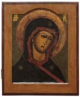 Деисусная икона Божией Матери (арт.27834)