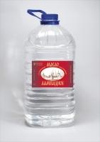 Масло лампадное, бутылка 5 л