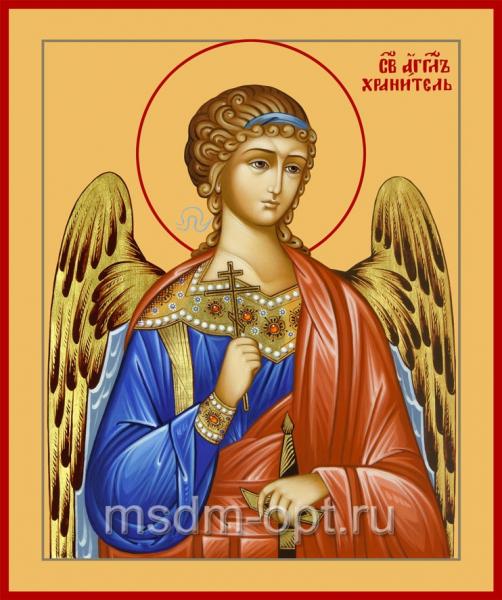 Ангел Хранитель, икона (арт.193)