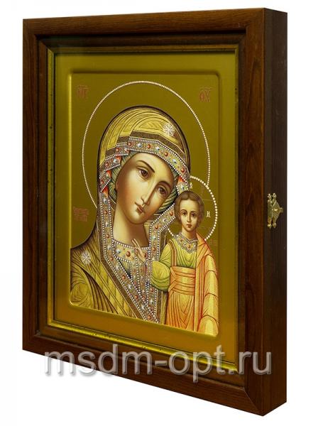 Казанская икона Божией Матери (арт.00210)
