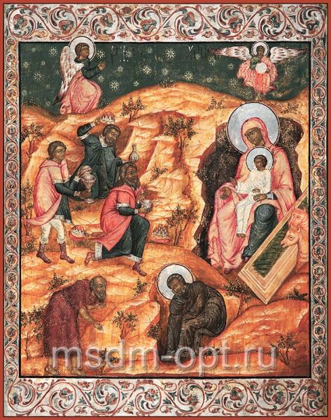 Рождество Христово, икона (арт.03019)