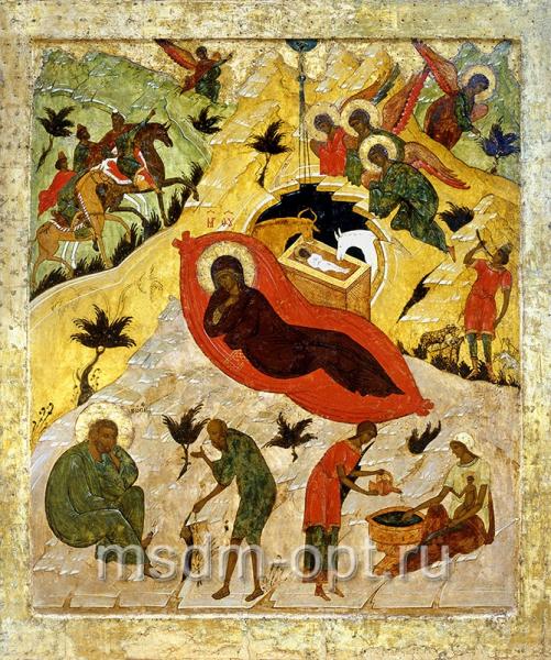 Рождество Христово, икона (арт.03041)